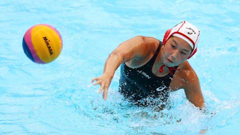世界水泳・韓国大会7日目:水球女子、予選リーグ最終戦オーストラリアに敗れ3連敗