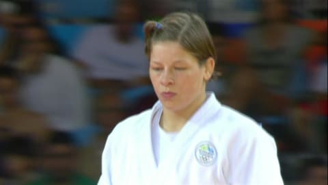 Judo @ Rio 2016 - Donne 63Kg Finale Oro