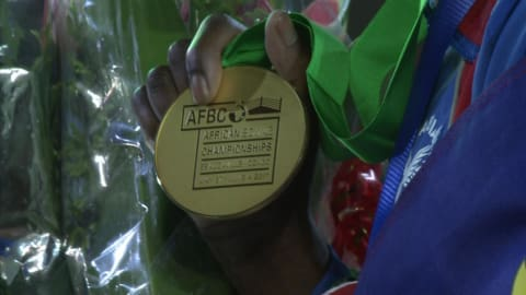 AFBC Elite African Confederation Boxing Championships 2017 - Ceremonies