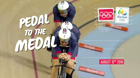 Tag 8: Radeln um die Medaille