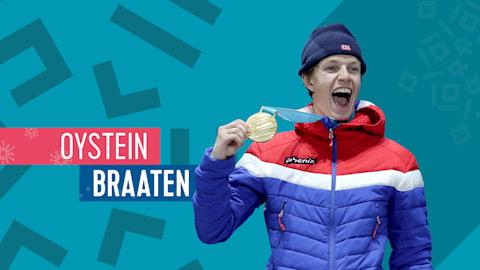 Oystein Braaten: Meus Destaques de PyeongChang
