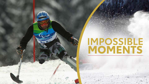 The Legacy Of Iranian Skier Sadegh Kalhor | Impossible Moments