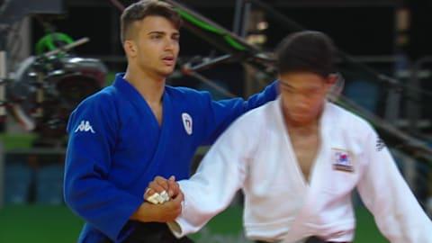 A tutta Rio: la finale maschile nel judo cat. 66 kg