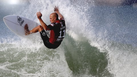Kelly Slater Plans to Retire After 'One More Run at the World Title'