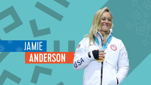 Jamie Anderson: My PyeongChang Highlights