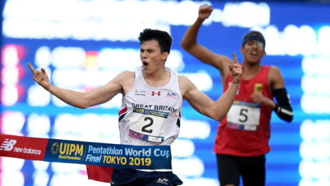 Joseph Choong claims UIPM World Cup Final to secure Olympic berth