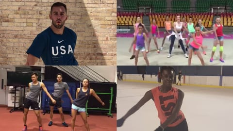 The Olympic Day Dance: Challenge Accepted