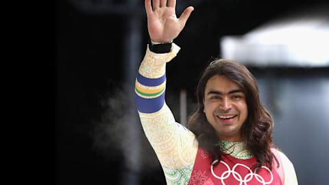 Shiva Keshavan: aposentado, mas de olho nas próximas Olimpíadas