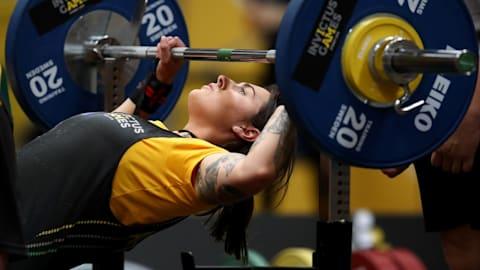 Women's 72kg | World Open Championships - Halmstad