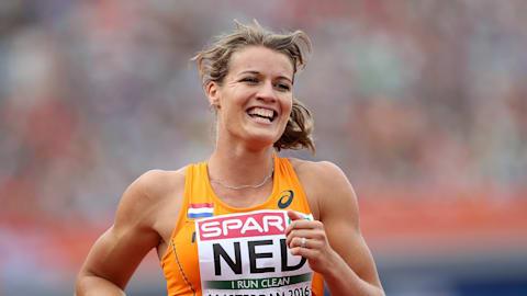 Dafne Schippers reveals secret ingredients for success