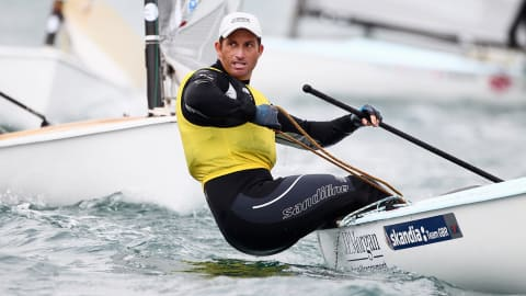Sailing star Ainslie brings home gold number four | London 2012
