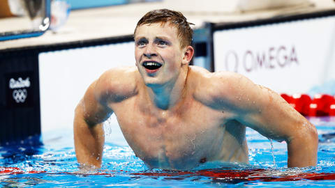 Adam Peaty: My Rio Highlights