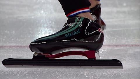 مايكل مولدر، التزلج السريع 500م   سوتشي 2014