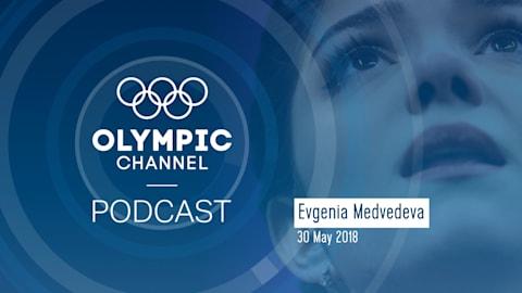 Evgenia Medvedeva: A Russian skater on the move