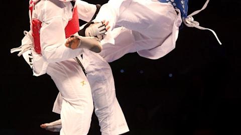 Semi: +63-68kg, +53-57kg, +74-80kg | Taekwondo - Universiada de Verano