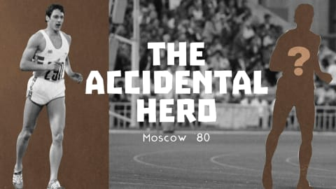 Moscow 1980 - How Scotland's Alan Wells became an accidental hero
