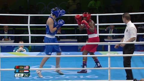 Shields wins Women's Boxing gold