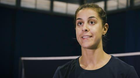 ¡Exclusiva! Carolina Marín revela la fecha de su regreso