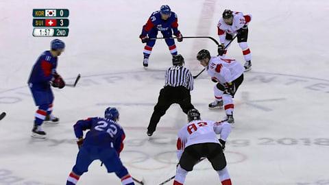 KOR x SUI (Grupo A) - Hóquei no Gelo (M) | Replays de PyeongChang 2018