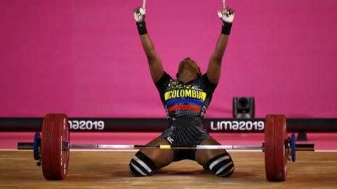 Grand Prix Lima 2019: Everything you need to know about the weightlifting Olympic qualifying event