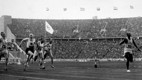 Berlin 1936 - Owens dominates the Games