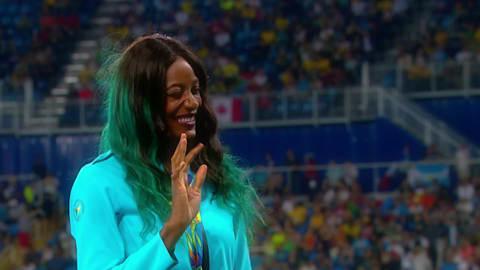 النشيد الوطني: أجمل لحظات جزر البهاماس في ريو