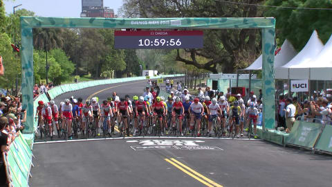 Criterium combinata a squadre - Ciclismo | Highlights GOG 2018