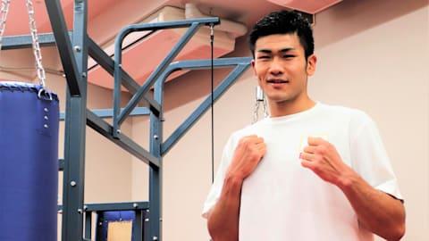 「村田諒太選手に続け」ボクシング界期待のミドル級 森脇唯人選手「出場は当たり前、金メダルを目指す」
