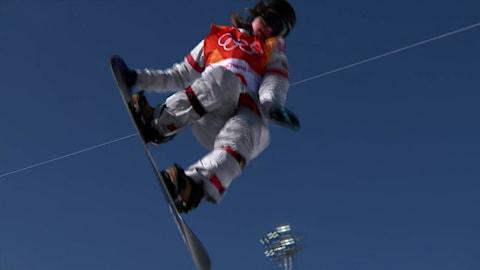 Halfpipe Femmes Finales - Snowboard | Replay de PyeongChang