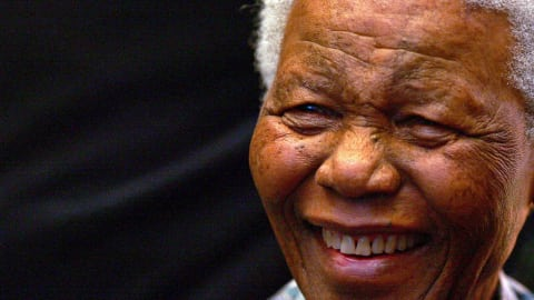 What sport meant to Nelson Mandela
