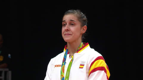 My Inspiration: Carolina Marin