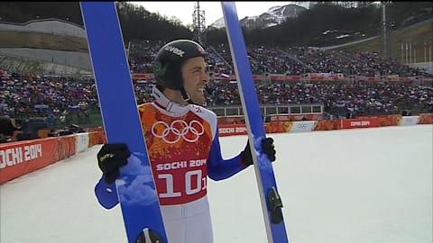 Noruega deja fuera del primer equipo a Moan, campeón en Sochi