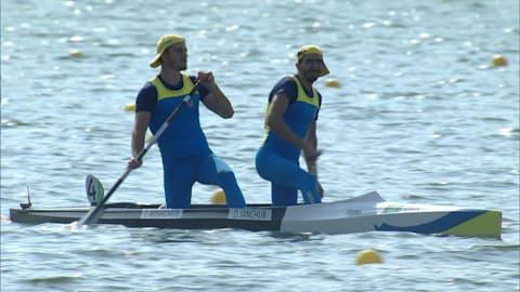 Rio 2016 Men's Canoe Double – 1000m - Heat 1