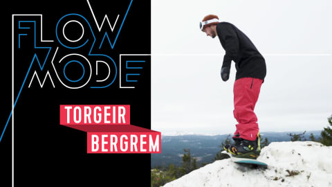 Behind the Scenes: Torgeir Bergrem's last descent of the season