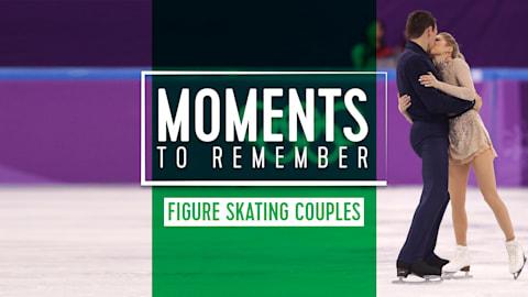6 Olympia-Eiskunstlaufpaare, die Liebe auf dem Eis gefunden haben