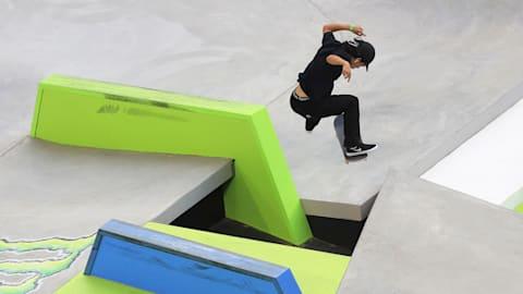 【スケボー】ストリート世界選手権|青木勇貴斗、池田大亮、伊佐風椰らが男女4人が予選突破