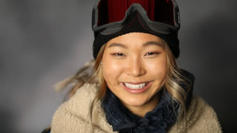 Princeton and paparazzi: The new life of Chloe Kim