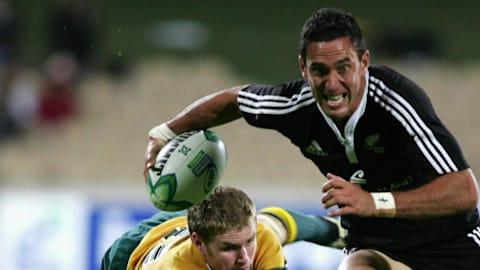 Les conseils de Colin Gregor pour le rugby
