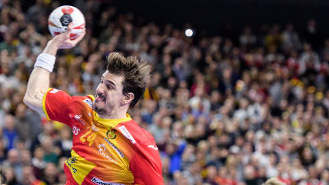 Spain vs Sweden | EHF Euro Cup