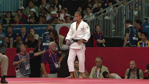 Judo @ Londres 2012 - Hommes 60kg Petite Finale 2