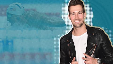 El favorito de James Maslow: Michael Phelps nada a los libros de historia