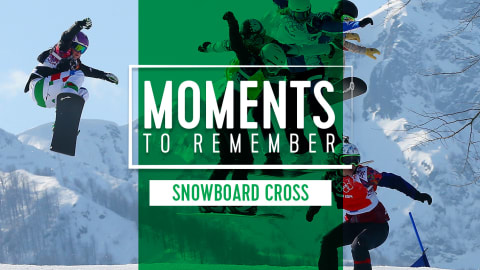 5 Olympic Winning Moments In Snowboard Cross