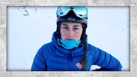 From the hills of Moscow to the World Cup snowboard circuit