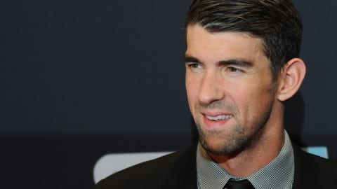 Michael Phelps launches new mental health campaign