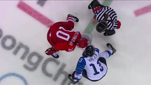 OAR v FIN (Group A) - Women's Ice Hockey | PyeongChang 2018 Replays