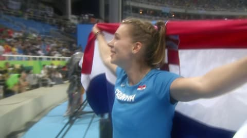 National anthem: The best of Croatia in Rio