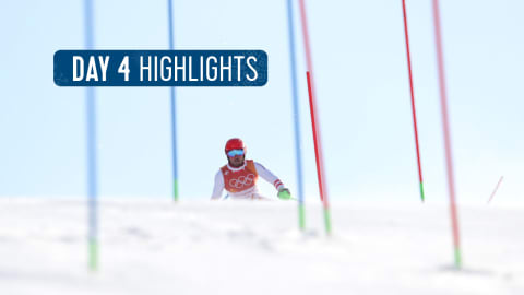 Day 4 Highlights | Pyeongchang 2018