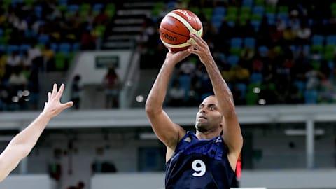 Tony Parker: i momenti più belli a Rio