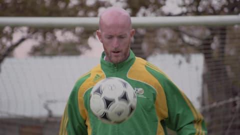 Meet coach Matthew Booth