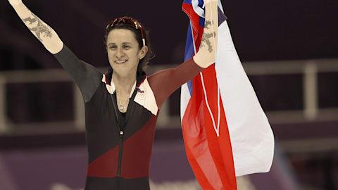 Repubblica ceca - Highlights d'oro a PyeongChang 2018